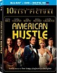 American Hustle (Blu-ray + DVD + Digital Copy + UV Copy) (Region A - US Import ohne dt. Ton) Blu-ray