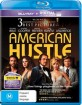 American Hustle (Blu-ray + UV Copy) (AU Import ohne dt. Ton) Blu-ray