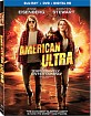 American Ultra (2015) (Blu-ray + DVD + UV Copy) (Region A - US Import ohne dt. Ton) Blu-ray