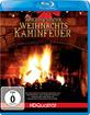 Amerikanische Weihnachtskaminfeuer Blu-ray