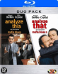 Analyze This + Analyze That (Duo Pack) (NL Import) Blu-ray