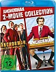 Anchorman 1-2 Box (2-Film Set) Blu-ray