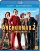 Anchorman 2: The Legend Continues (Blu-ray + Bonus Blu-ray) (DK Import) Blu-ray