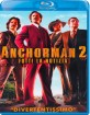 Anchorman 2 - Fotti La Notizia (Blu-ray + Bonus Blu-ray) (IT Import ohne dt. Ton) Blu-ray