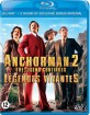 Anchorman 2: The Legend Continues (Blu-ray + Bonus Blu-ray) (NL Import ohne dt. Ton) Blu-ray