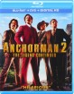 Anchorman 2: The Legend Continues (Blu-ray + Bonus Blu-ray + DVD + Digital Copy) (US Import ohne dt. Ton) Blu-ray