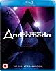 Andromeda (2000) - The Complete Collection (UK Import ohne dt. Ton) Blu-ray