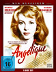 Angélique Collection Blu-ray
