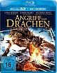Angriff der Drachen 3D (Blu-ray 3D) Blu-ray