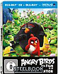 Angry Birds - Der Film 3D (Limited Steelbook Edition) (Blu-ray 3D + Blu-ray + UV Copy)