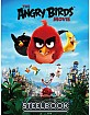 The Angry Birds Movie - HDzeta Exclusive Limited Lenticular Slip Edition Steelbook (CN Import ohne dt. Ton) Blu-ray