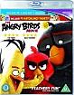The Angry Birds Movie 3D (Blu-ray 3D + Blu-ray + UV Copy) (UK Import) Blu-ray