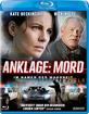 Anklage: Mord - Im Namen der Wahrheit (CH Import) Blu-ray