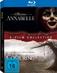 Conjuring - Die Heimsuchung + Annabelle (2014) (Doppelset) (Special Edition) Blu-ray