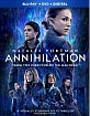Annihilation (2017) (Blu-ray + DVD + Digital Copy) (US Import ohne dt. Ton) Blu-ray