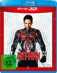 Ant-Man (2015) 3D (Blu-ray 3D + Blu-ray) Blu-ray