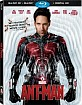 Ant-Man (2015) 3D (Blu-ray 3D + Blu-ray + UV Copy) (US Import ohne dt. Ton) Blu-ray