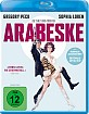Arabeske Blu-ray