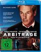 Arbitrage - Macht ist das beste Alibi Blu-ray