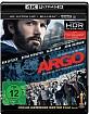 Argo (2012) - Kinofassung & Extended Cut 4K (4K UHD + Blu-ray + UV Copy) Blu-ray