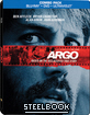 Argo (2012) - Theatrical Cut (Steelbook) (Blu-ray + DVD + UV Copy) (CA Import ohne dt. Ton)