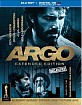 Argo (2012) - Theatrical & Extended Cut (The Declassified Edition) (Blu-ray + Digital HD UV Copy) (US Import) Blu-ray