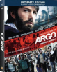 Argo (2012) - Theatrical & Extended Cut (Ultimate Edition) (Blu-ray + DVD + Digital Copy) (FR Import) Blu-ray