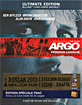 Argo (2012) - Theatrical & Extended Cut (Ultimate Digipak Edition) (Edition FNAC) (Blu-ray + DVD + Digital Copy) (FR Import) Blu-ray