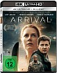Arrival (2016) 4K (4K UHD + Blu-ray + UV Copy)