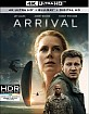 Arrival (2016) 4K (4K UHD + Blu-ray + UV Copy) (US Import ohne dt. Ton) Blu-ray