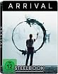 Arrival (2016) (Limited Steelbook Edition) (Blu-ray + UV Copy)