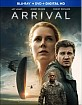 Arrival (2016) (Blu-ray + DVD + UV Copy) (Region A - US Import ohne dt. Ton) Blu-ray
