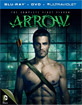 Arrow: The Complete First Season (Blu-ray + DVD + Digital Copy + UV Copy) (US Import ohne dt. Ton) Blu-ray