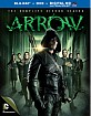 Arrow: The Complete Second Season (Blu-ray + DVD + Digital Copy + UV Copy) (US Import ohne dt. Ton) Blu-ray