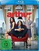 Arthur (2011) Blu-ray