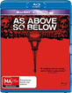 As Above So Below (Blu-ray + UV Copy) (AU Import ohne dt. Ton)