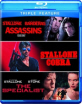 Assassins + Cobra + The Specialist (Triple Feature) (US Import) Blu-ray