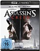 Assassin's Creed (2016) 4K (4K UHD + Blu-ray) Blu-ray
