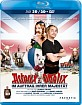 Asterix & Obelix - Im Auftrag Ihrer Majestät 3D (Blu-ray 3D + Blu-ray + DVD) (CH Import) Blu-ray