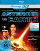 Asteroid vs. Earth 3D (Blu-ray 3D) Blu-ray