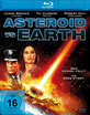 Asteroid vs. Earth Blu-ray