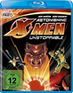 Astonishing X-Men: Unstoppable (Marvel Knights) Blu-ray