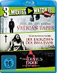 At the Devil's Door (2014) + Der Exorzismus der Emma Evans + The Vatican Tapes (3-Disc Set) Blu-ray