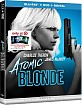 Atomic Blonde (2017) - Target Exclusive Edition (Blu-ray + DVD + UV Copy + Art Cards) (US Import ohne dt. Ton) Blu-ray