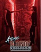Atomic Blonde (2017) - KimchiDVD Exclusive Full Slip Lenticular Edition SteelBook B (Region A - KR Import ohne dt. Ton) Blu-ray