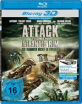 Attack from the Atlantic Rim 3D (Blu-ray 3D) Blu-ray