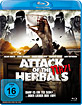 Attack of the Nazi Herbals Blu-ray