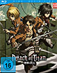 Attack on Titan - Vol. 4 (Limited Edition) Blu-ray