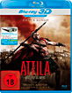 Attila - Master of an Empire 3D (Blu-ray 3D) Blu-ray