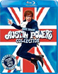 Austin Powers Collection: Shagadelic Edition (US Import ohne dt. Ton) Blu-ray